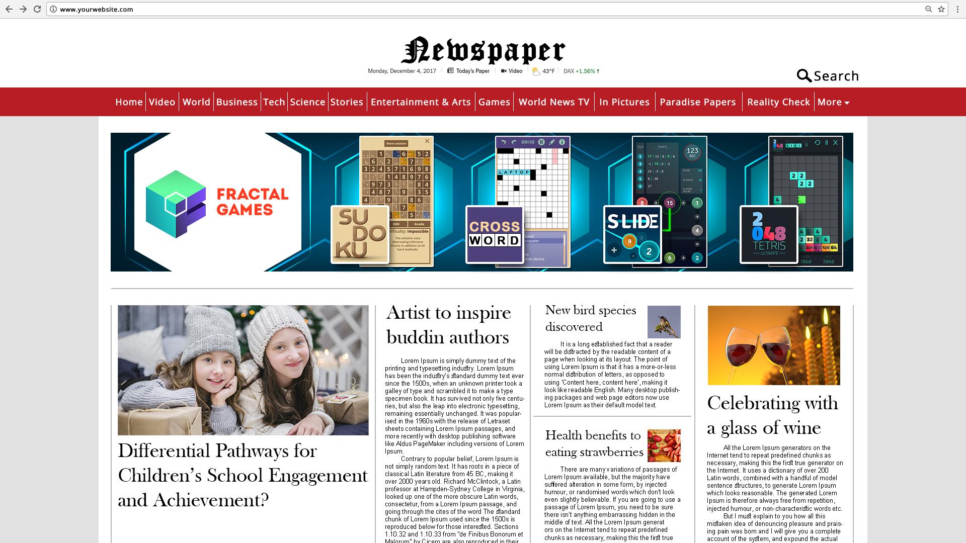 newspaper-working-stuff